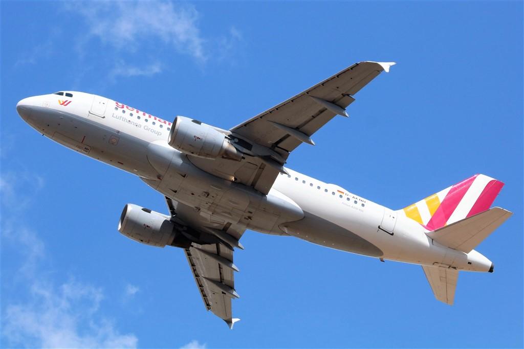 Germanwings A380